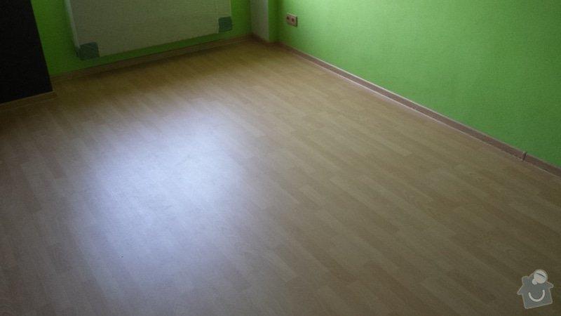 Pokládka plovoucí podlahy : 20130929_171100