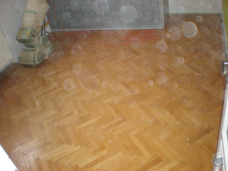 Broušení parket, popř. renovace schodů: Snimek_3797