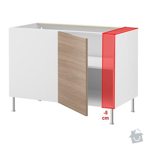 Frézovaný spoj + kolíkový spoj kuch. deska + úprava skříněk IKEA: faktum_modifikace_1