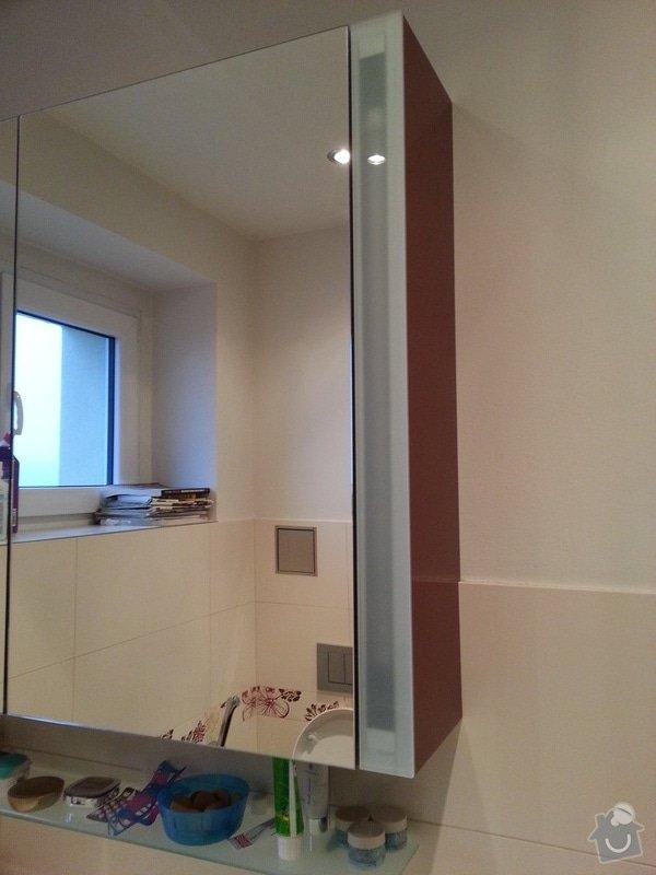 Koupelnový nábytek do 2 koupelen: 2.koupelna_Nina_horni