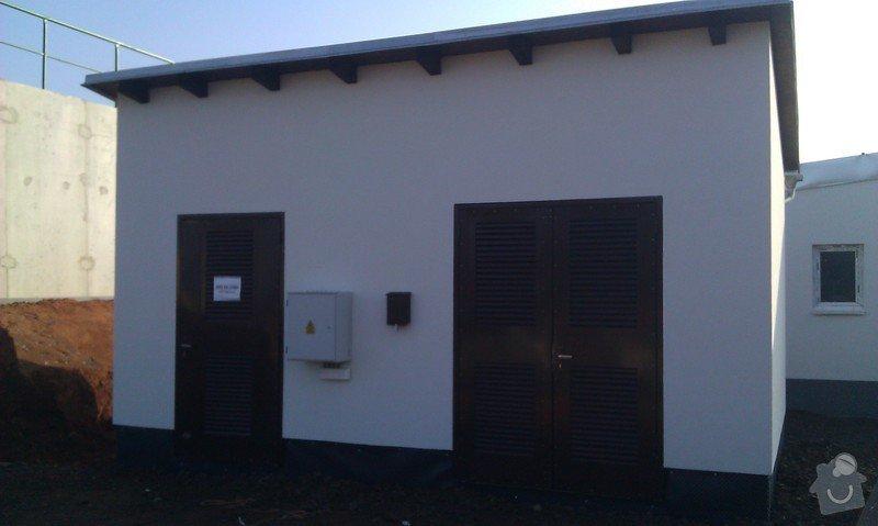 Montáž solární elektrárny + výstavba 2ks trafostanic na klíč pro bioplynné stanice Pacov a Kunčina: vystavba-trafostanic_IMAG0272