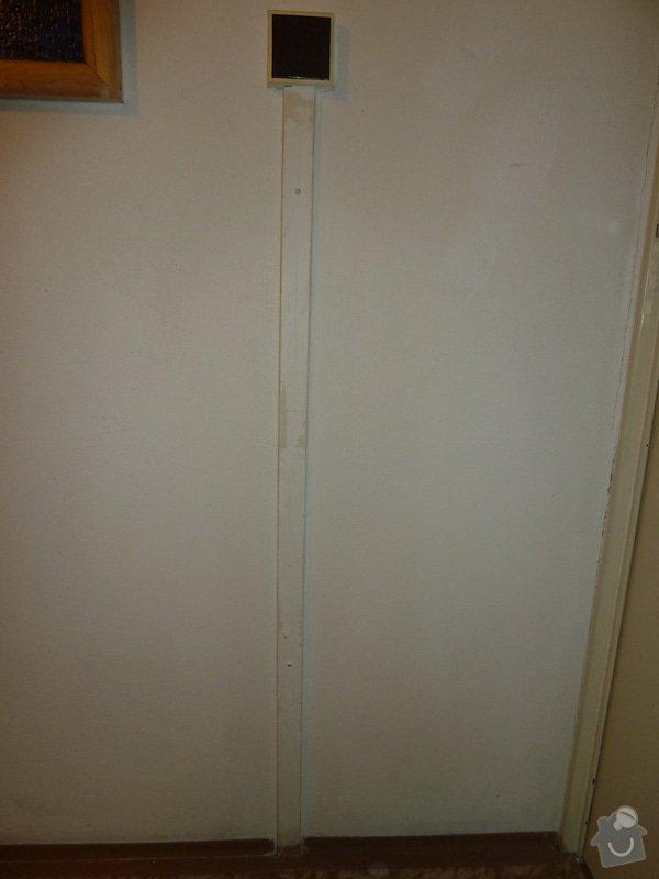 Drazky do panelu pro vypinac svetla: P1130519