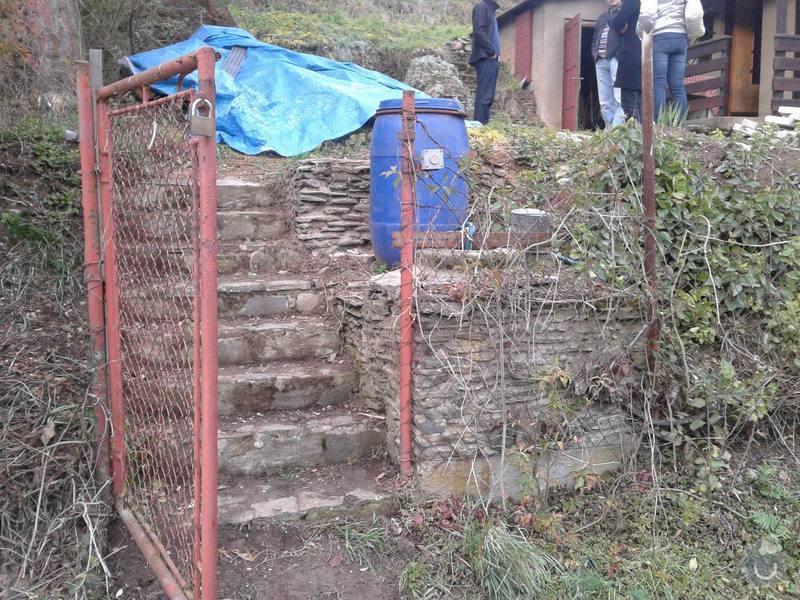 Vybudování nové šachty ke stávající studni: studna2