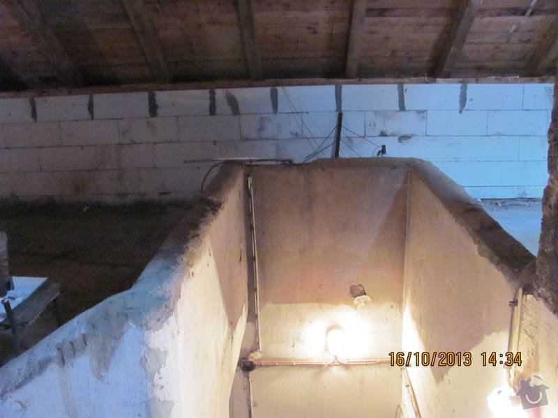 Přepojení společného osvětlení v domě na jiný elektroměr a zrušení jednoho odběrného místa: 022