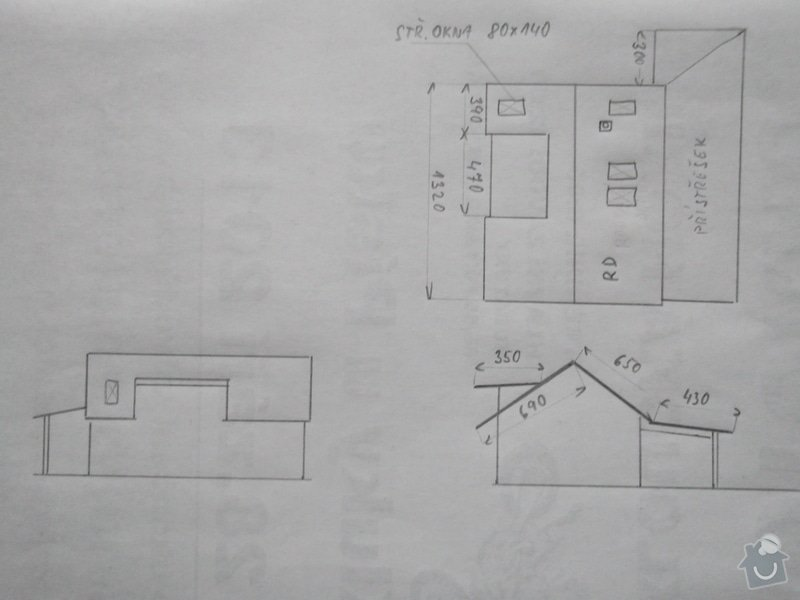 Montáž sřechy: DSCF0479