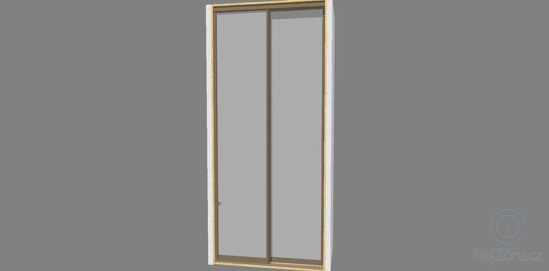 Vestavěné skříně 3x: predsin_dvere