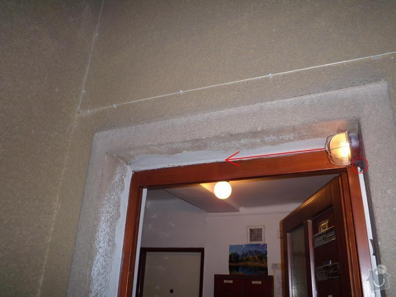 Osvětlení dvora: Montaz_2