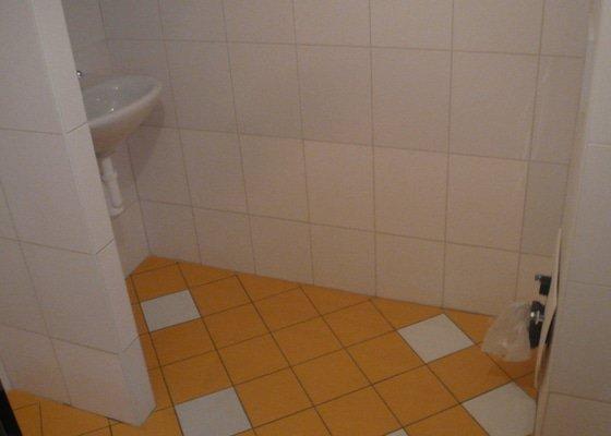 Dostavba koupelny