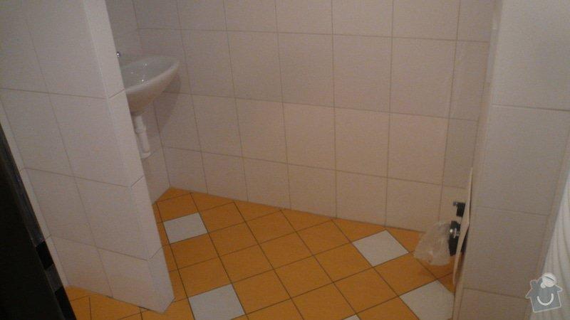 Dostavba koupelny : P1090793