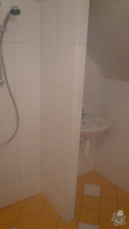 Dostavba koupelny : P1090784
