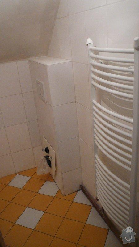 Dostavba koupelny : P1090789
