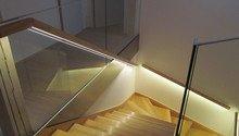 Výroba a instalace skleněného zábradlí