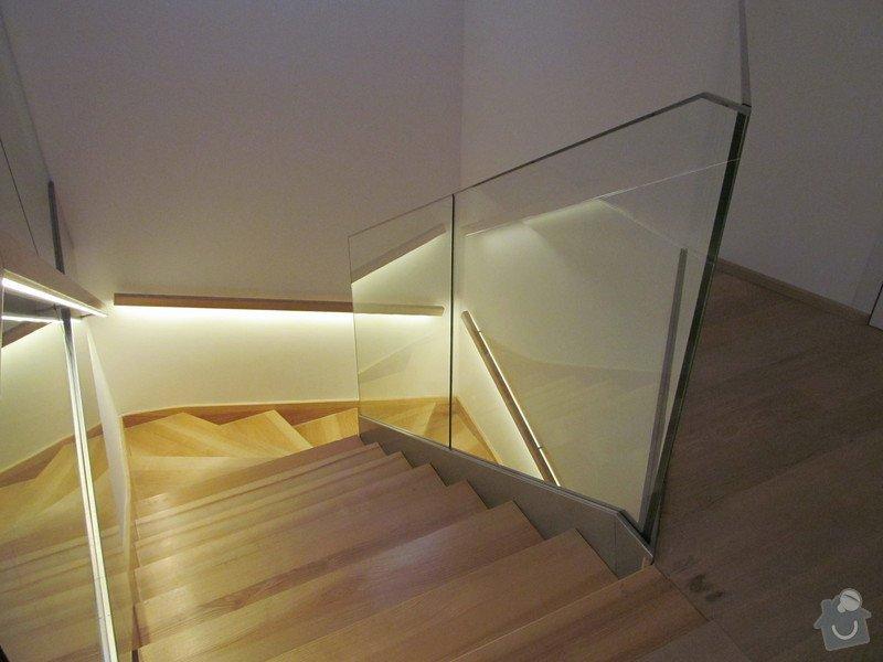 Výroba a instalace skleněného zábradlí: potom_1