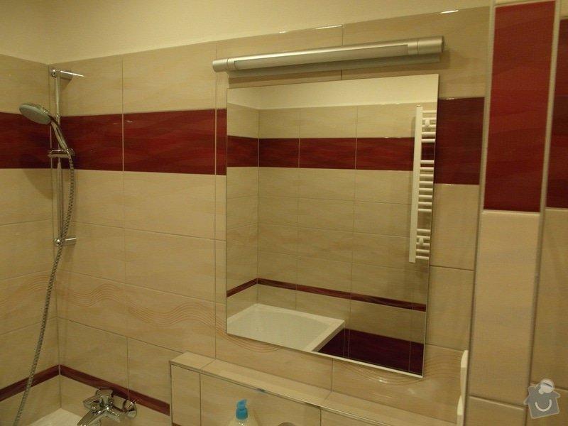 Zazdění koupelnových dveří sádrokartonem: SAM_0947