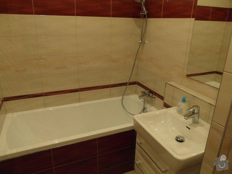Zazdění koupelnových dveří sádrokartonem: SAM_0946