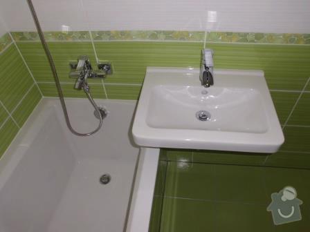 Rekonstrukce koupelny: IMG_0475