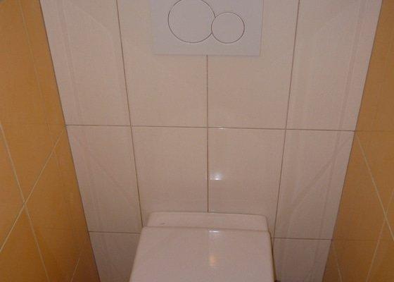 Obklady a dlazby v koupelne+WC