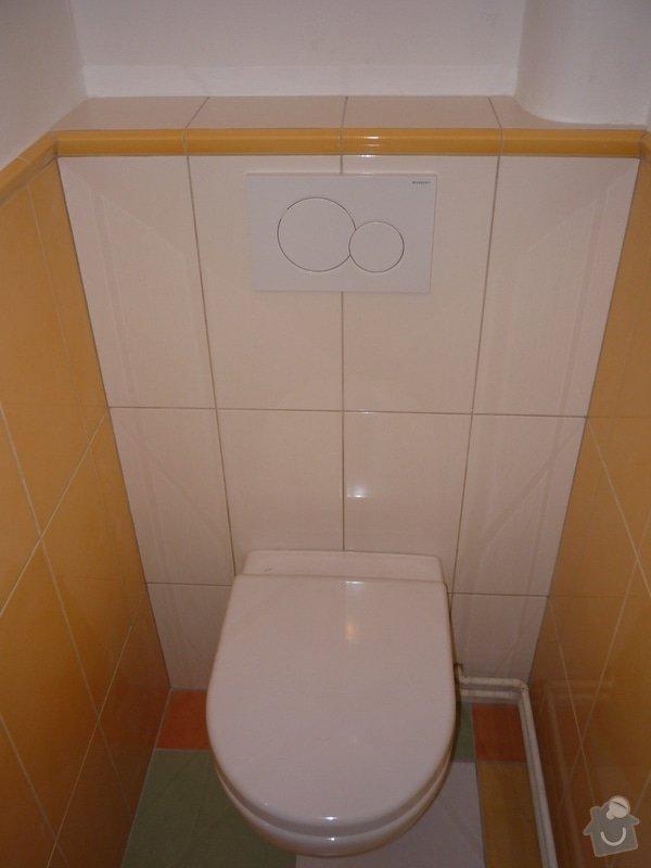 Obklady a dlazby v koupelne+WC: p1060345
