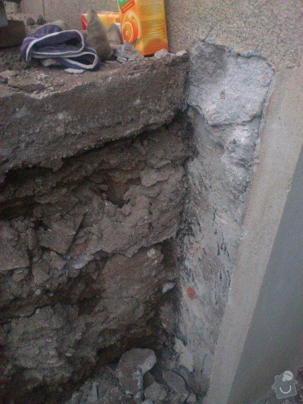 Izolace spodní stavby včetně soklu: DSC_0350