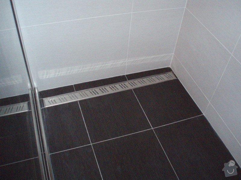 Rekonstrukce koupelny : PB152904