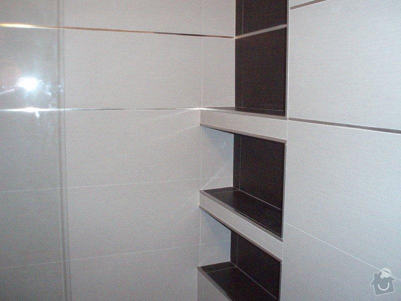 Rekonstrukce koupelny : PB152905