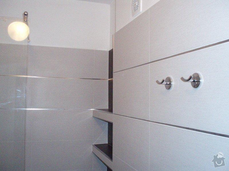 Rekonstrukce koupelny : PB152906