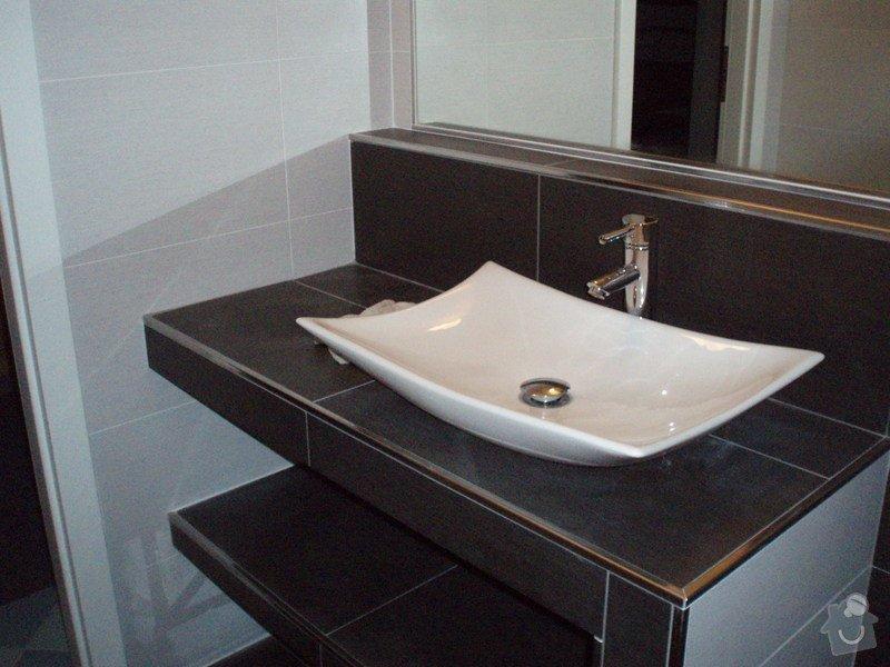 Rekonstrukce koupelny : PB152907