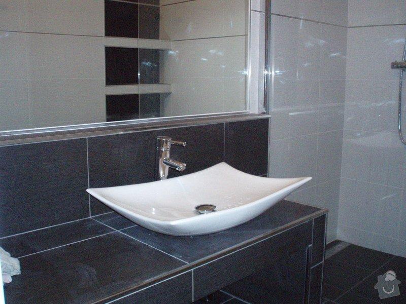 Rekonstrukce koupelny : PB152910