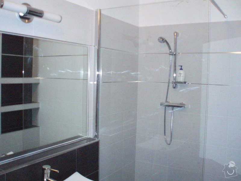 Rekonstrukce koupelny : PB152912
