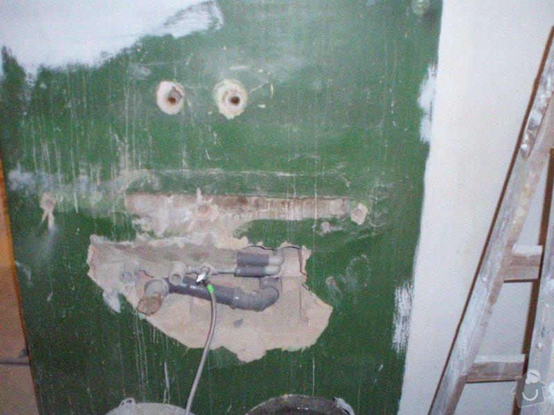 Rekonstrukce koupelny v rodinném domě: soukup_lysa_002