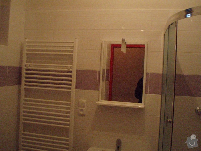 Rekonstrukce koupelny v rodinném domě: soukup_lysa_003