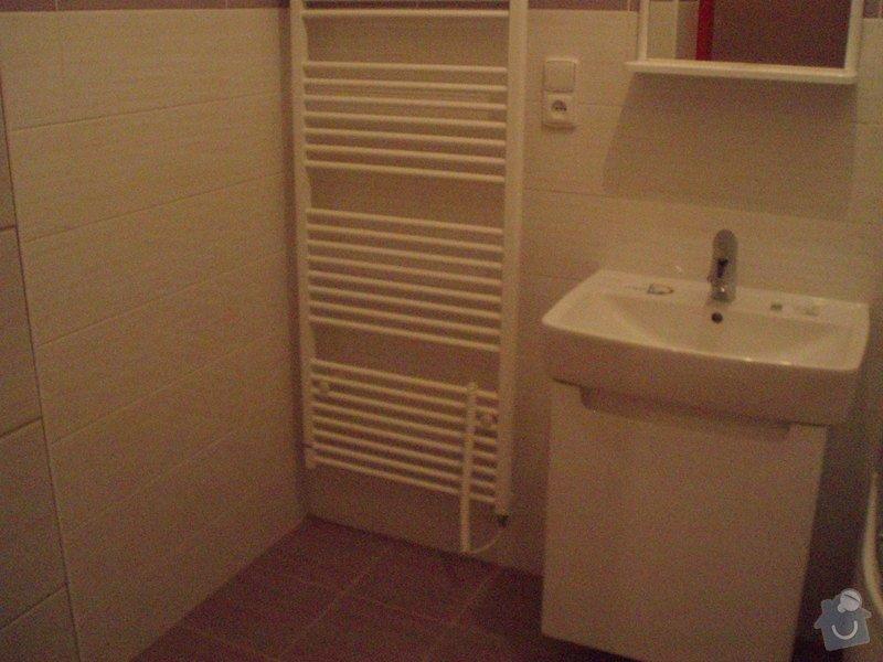 Rekonstrukce koupelny v rodinném domě: soukup_lysa_004