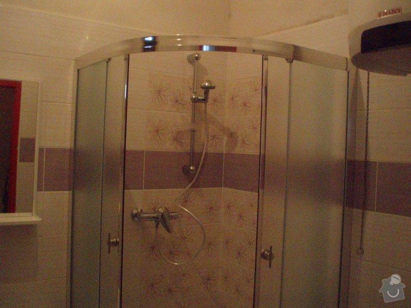 Rekonstrukce koupelny v rodinném domě: soukup_lysa_005