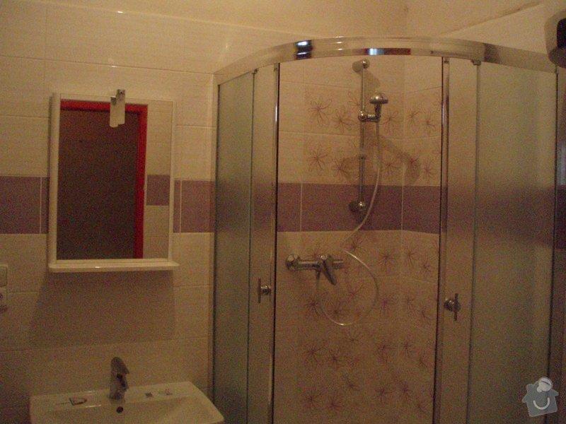 Rekonstrukce koupelny v rodinném domě: soukup_lysa_007