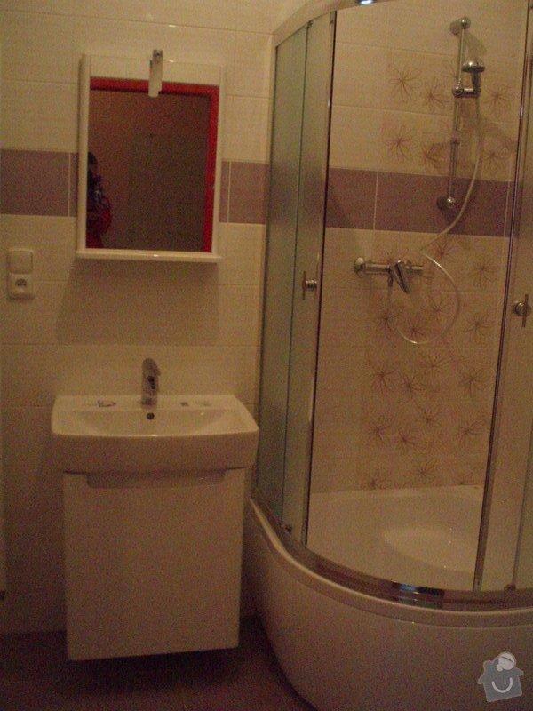 Rekonstrukce koupelny v rodinném domě: soukup_lysa_008