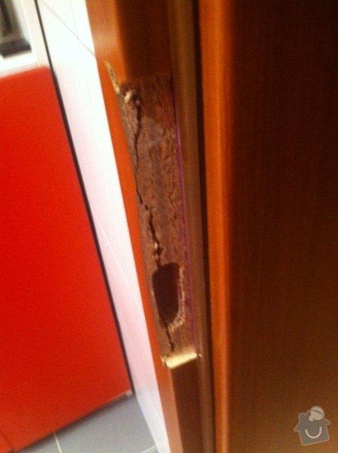 Oprava vnitřních dveří: 3