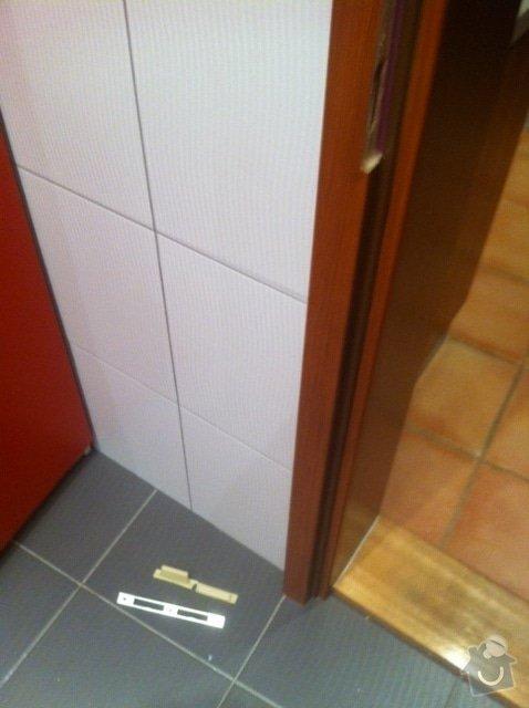 Oprava vnitřních dveří: 4