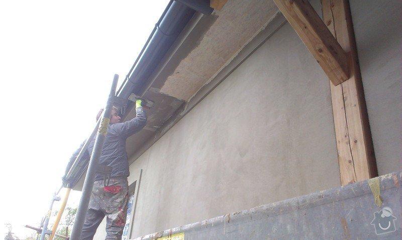 Zhotovení zateplovací fasády: IMAG0386