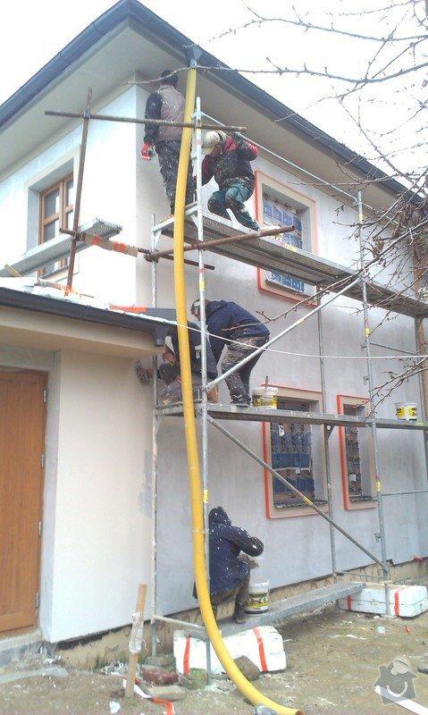 Zhotovení zateplovací fasády: IMAG0405