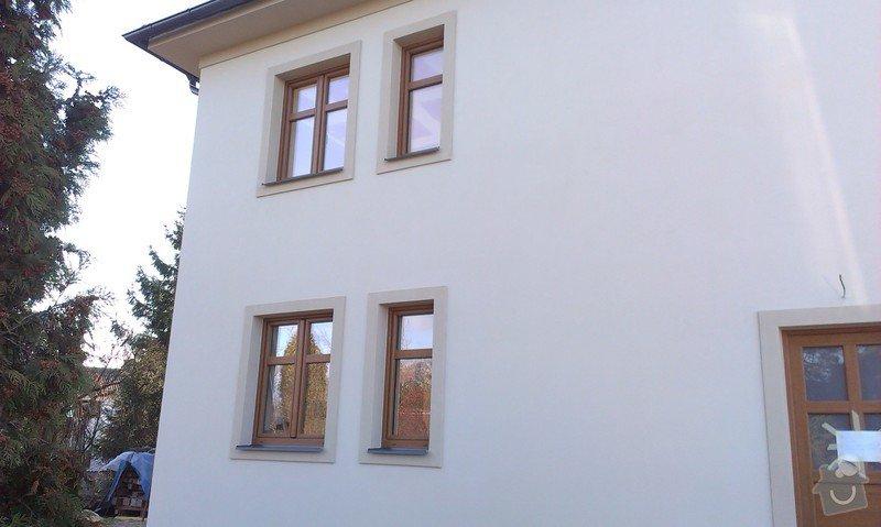 Zhotovení zateplovací fasády: IMAG0422