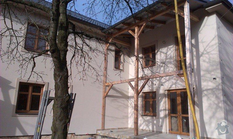 Zhotovení zateplovací fasády: IMAG0412