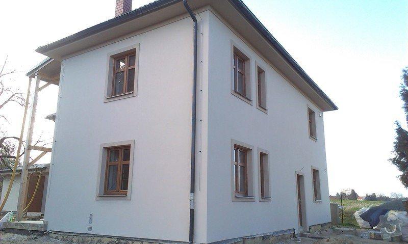 Zhotovení zateplovací fasády: IMAG0417