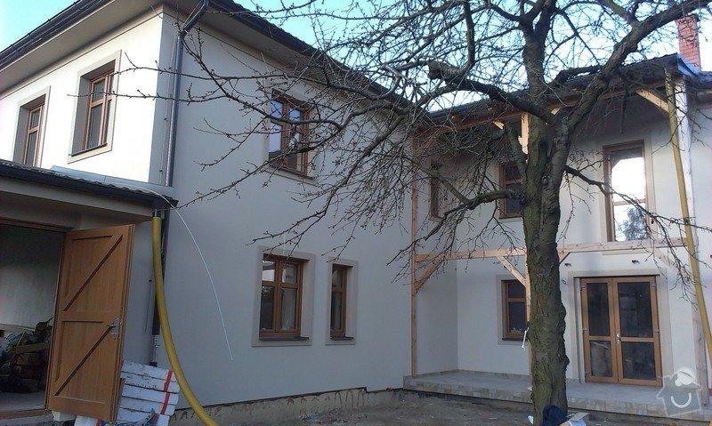 Zhotovení zateplovací fasády: IMAG0424