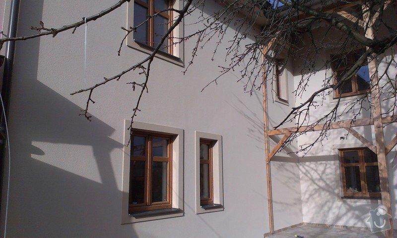 Zhotovení zateplovací fasády: IMAG0411