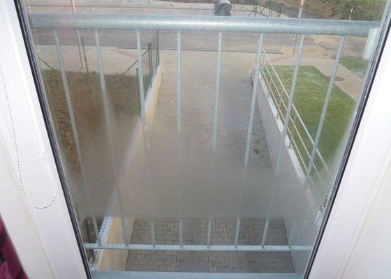 Termovize oken, zjištění stavebních nedostatků