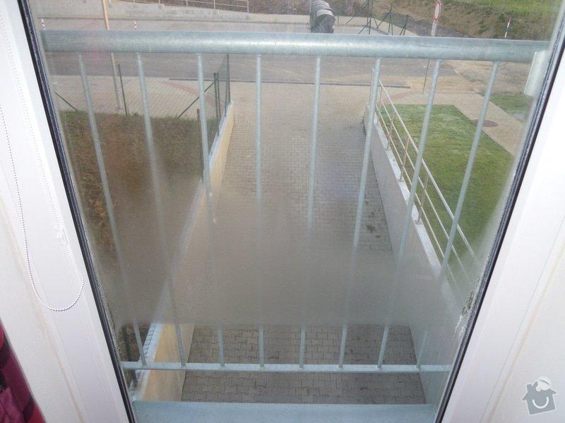 Termovize oken, zjištění stavebních nedostatků: DSCN2279