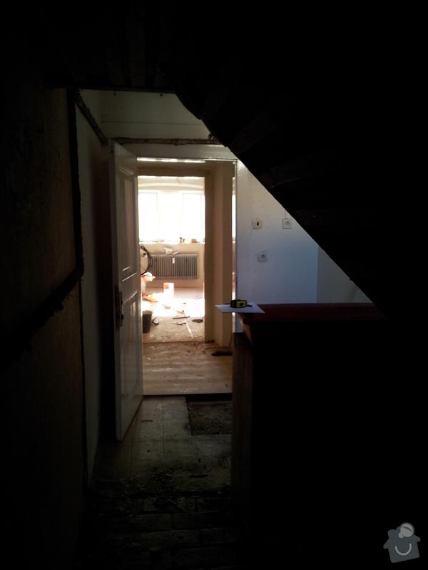 Přestavba komory na koupelnu pro hosty: foto3
