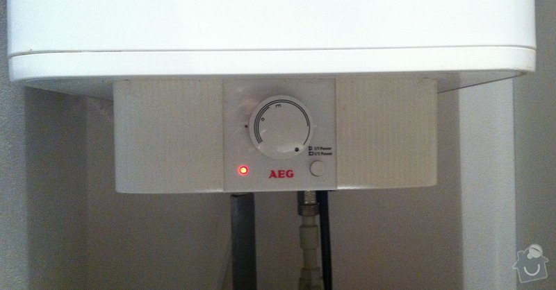 Oprava elektrického bojleru na ohřev vody: IMG_0893