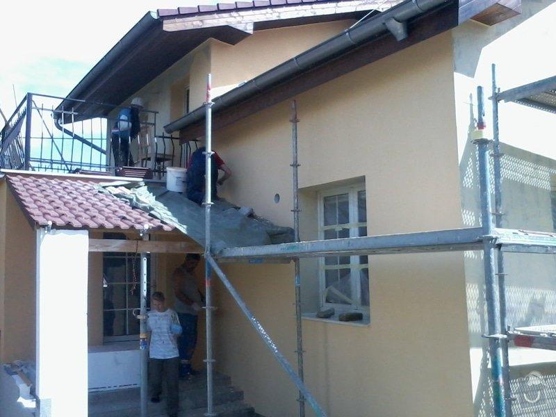 Kontaktní zateplovací systém,Pochozí a pojezdové plochy ze zámkové dlažby: 2013-05-17_11.15.25