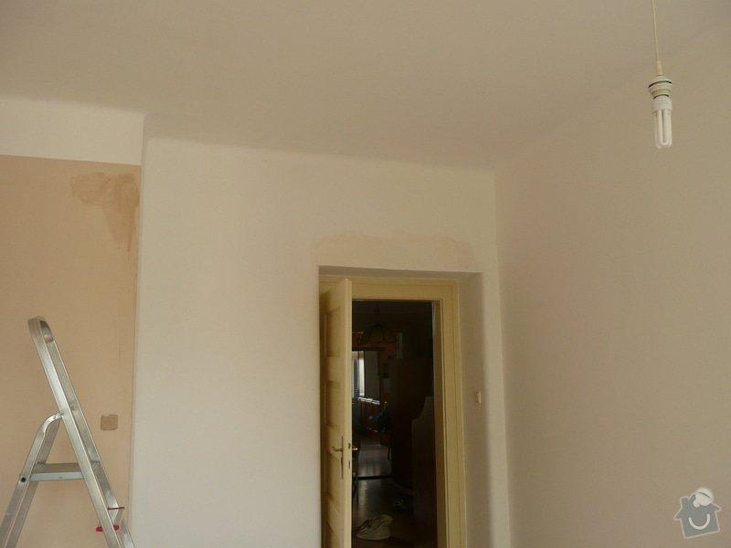 Vymalování kuchyně a pokoje: P1080108